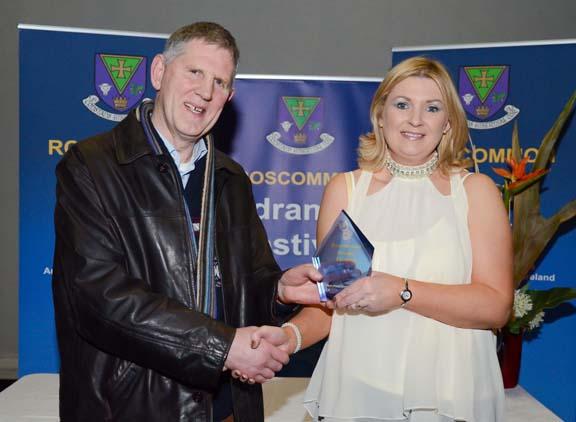 2013 Roscommon Drama Festival Results