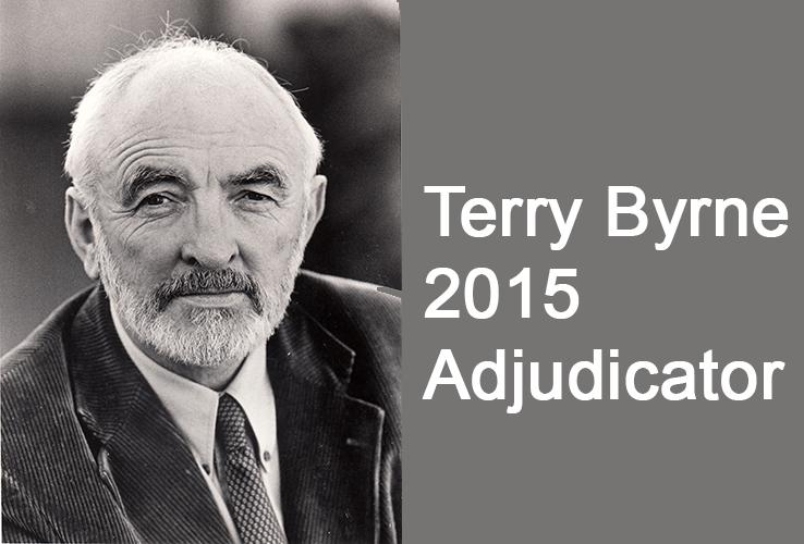 Terry Byrne to adjudicate 2015 Drama Festival