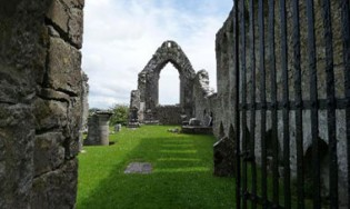 Roscommon Abbey