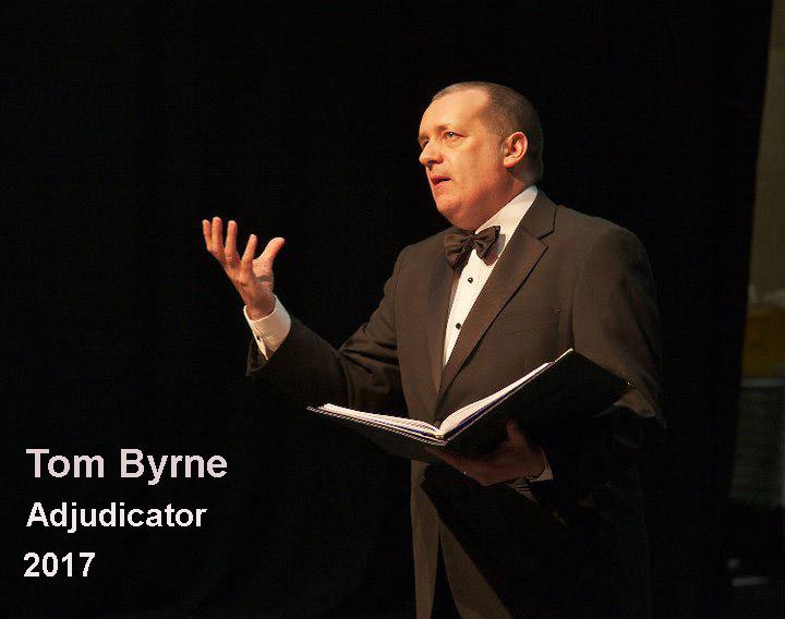 Tom Byrne 2017 Adjudicator