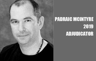 Padraic McIntyre, Adjudicator 2019